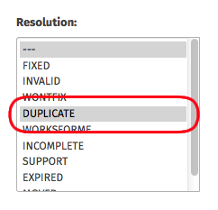 resolution-duplicate